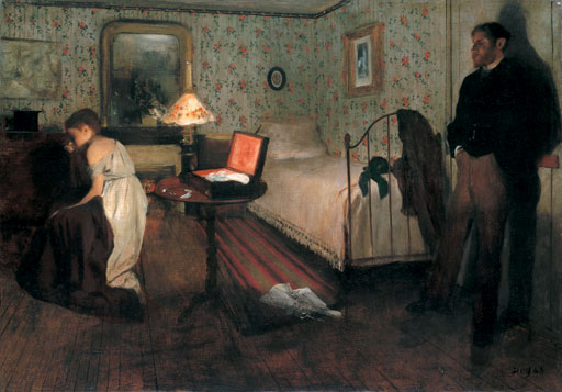 Famous Interior Paintings: Kate Chopin