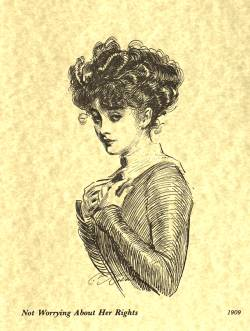 Kate Chopin The 1900s Answer To Barbie The Gibson Girl